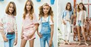Haine fete Mayoral 10-14 ani colectia roz