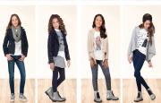 Haine pentru fete de la 8 la 14 ani Mayoral Argintiu Albastru Gri