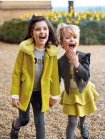 Haine copii Mayoral colectia galben-lemon toamna-iarna de la 2 la 9 ani