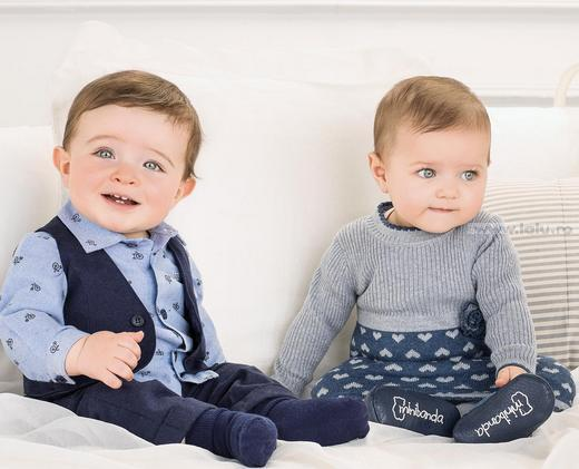 Costume elegante bebelusi