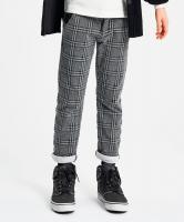 Pantaloni carouri bumbac 4K779