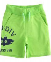 Pantaloni scurti copii bumbac baieti 4J706