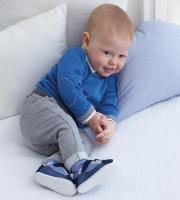 Pantaloni lungi bebe 2518-33