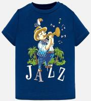 Tricou baiat jazz Mayoral 1027-47