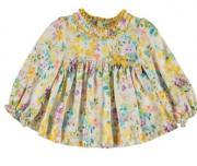 Bluza florala fetite 2131-78