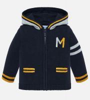 Haorac copii bleumarin tricotat 2330-96