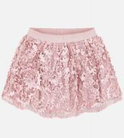 Fusta eleganta roz fete 4902-75