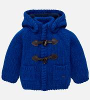 Pulover tricotat deschis copii 2344-28