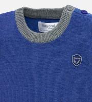 Pulover albastru bebelusi 2307-51
