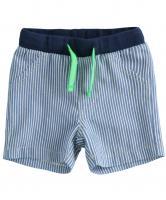 Pantaloni scurti efect denim 4j614