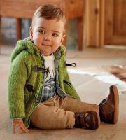 Cardigan tricotat baieti 2344-27