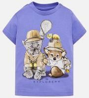 Tricou animalute bebe Mayoral 1019-78