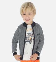 Jacheta bumbac tricotata copii Mayoral  324-78