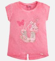 Tricou roz 3067-60