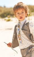 Vesta eleganta ALBASTRA copii 0Q180