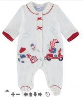 Pijama bebe Mayoral 2743-50