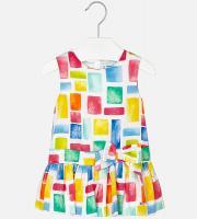 Rochie colorata fete 1940-4