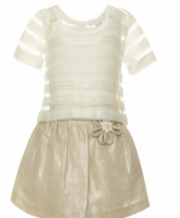 Set elegant fusta si bluza fete 21611056