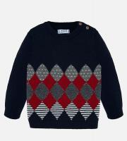 Pulover tricotat copii 2318-30
