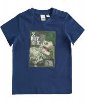 Tricou albastru copii IDO 4j688
