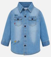 Camasa denim bebe baiat Mayoral 1136-05