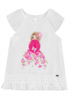 Bluza eleganta fete 3104-39