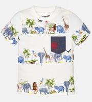 Tricou cu animale 1058-24