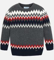 Pulover tricotat iarna copii 4313-37