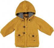 Cardigan tricotat dublat cu blanita 2343-10