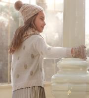 Compleu rochie si pulover 7921-57