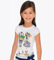 Tricou fete Mayoral 3011-11