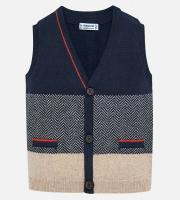 Vesta tricotata baieti 2326-53