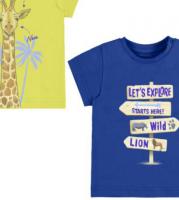Set tricouri copii 1025-20